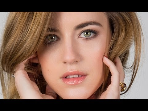maquillaje natural ojos verdes rose gold cognac bobbi brown jose m eres la estrella youtube