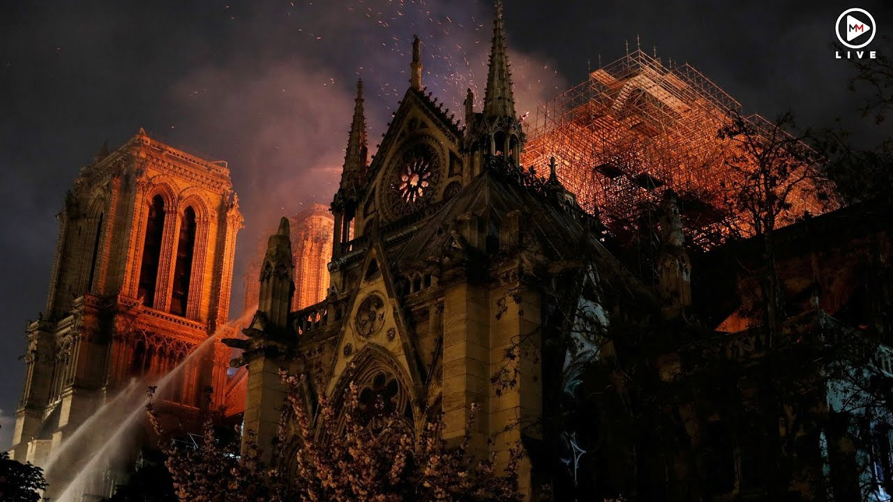 Notre Dame fire: All you need to know