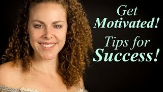 Motivation Tips for Success! How to Lose Weight & Get Healthy, Health, Happiness, Motivational Video