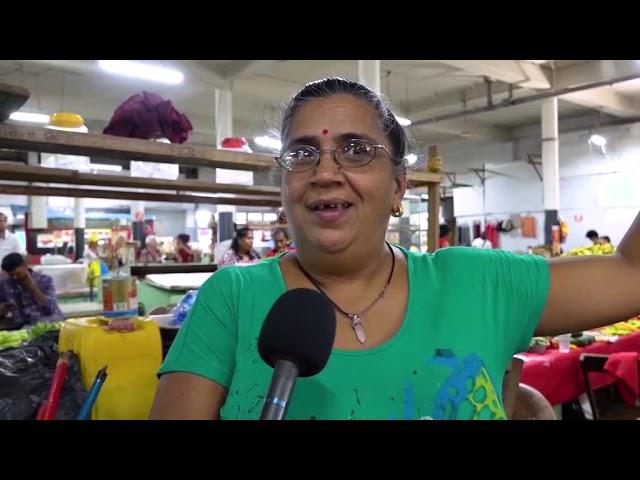 Suriname Overzee   'Suriname Leeft' afl. 15    De Centrale Markt in Suriname