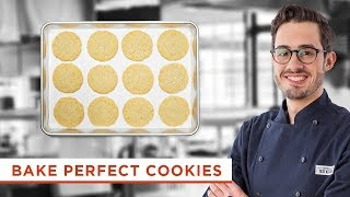 Why Cool Your Cookie Sheet?
