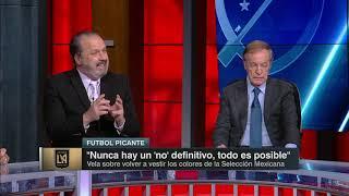 Carlos Vela y Antoine Griezmann, una comparación que sacó chispas en Picante | Futbol Picante