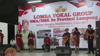 (16.0 MB) Vokal Grup SMAN 1 LIWA | Hardiknas | Juara Pertama Mp3