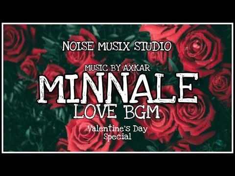 Minnale Love Bgm | Cover By Axkar.