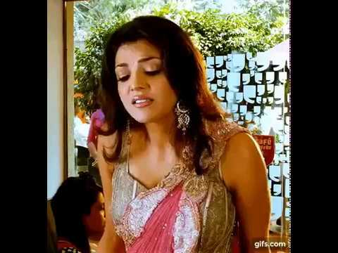 Kajal Agarwal Hot Gif 3