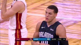 Aaron Gordon Full Play vs Miami Heat | 01/03/20 | Smart Highlights