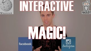 THE BEST Interactive Magic Trick!  TRY IT!