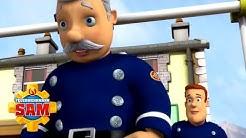Sam überrascht Steele | Feuerwehrmann Sam ⭐️ Neue Folgen | Zeichentrick für Kinder