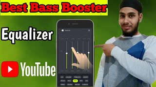 Best Bass Booster for youtube and any app. best youtube equalizer app 2020 screenshot 4