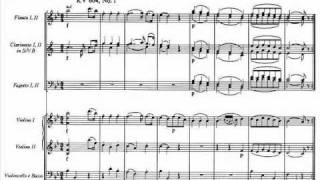 Mozart Zwei Menuette KV 604.wmv