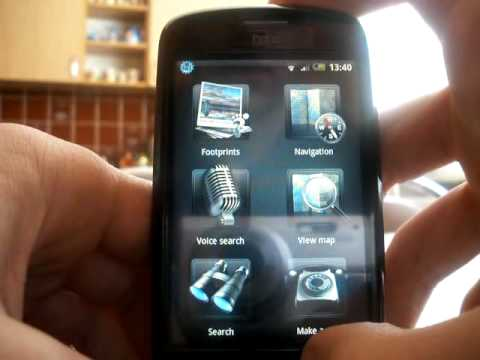 HTC Magic -  Fast and stable Android 2.1 + Sense. (Droid Eris port rom sanpei)
