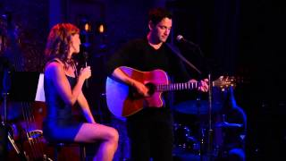 """I Choose You""-Patti Murin and Colin Donnell at 54 Below"