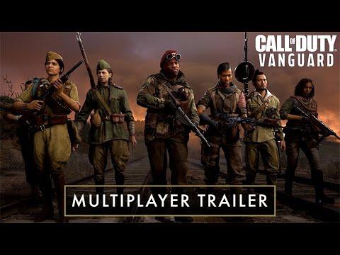 Call of Duty®: Vanguard Multiplayer Trailer [ASIA]