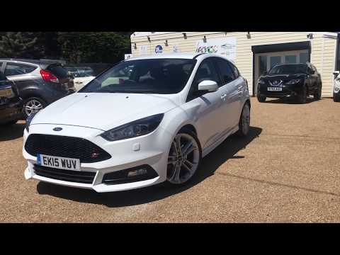 2015 FORD FOCUS 2.0 ST-3 TDCI FOR SALE | CAR REVIEW VLOG