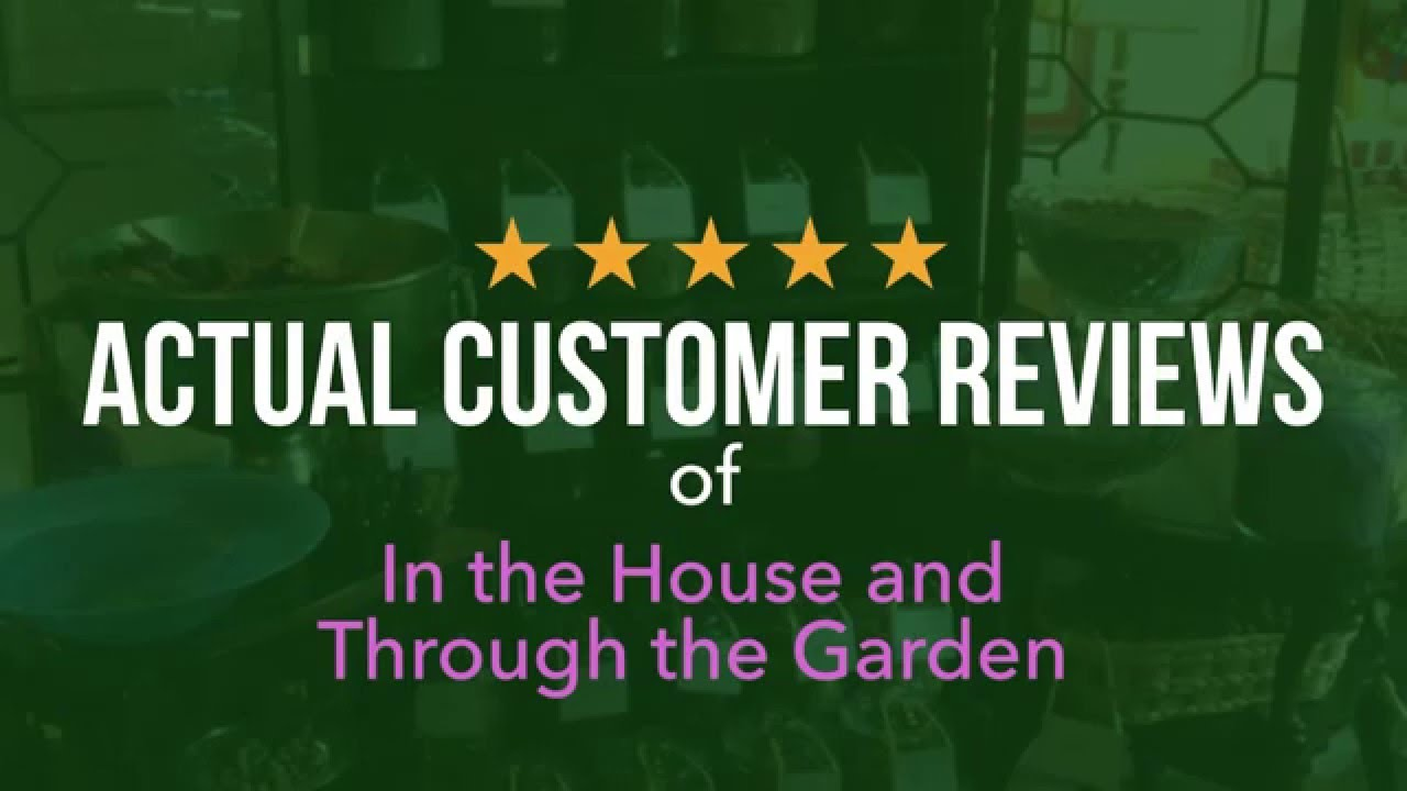 In The House & Through The Garden - REVIEWS - Simsbury, CT Home ...