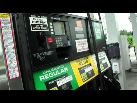 Как заправить авто на заправке в США | Заправка в Америке | Gas station in USA