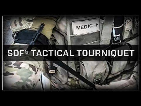 SOF® Tactical Tourniquet (SOF®TT)
