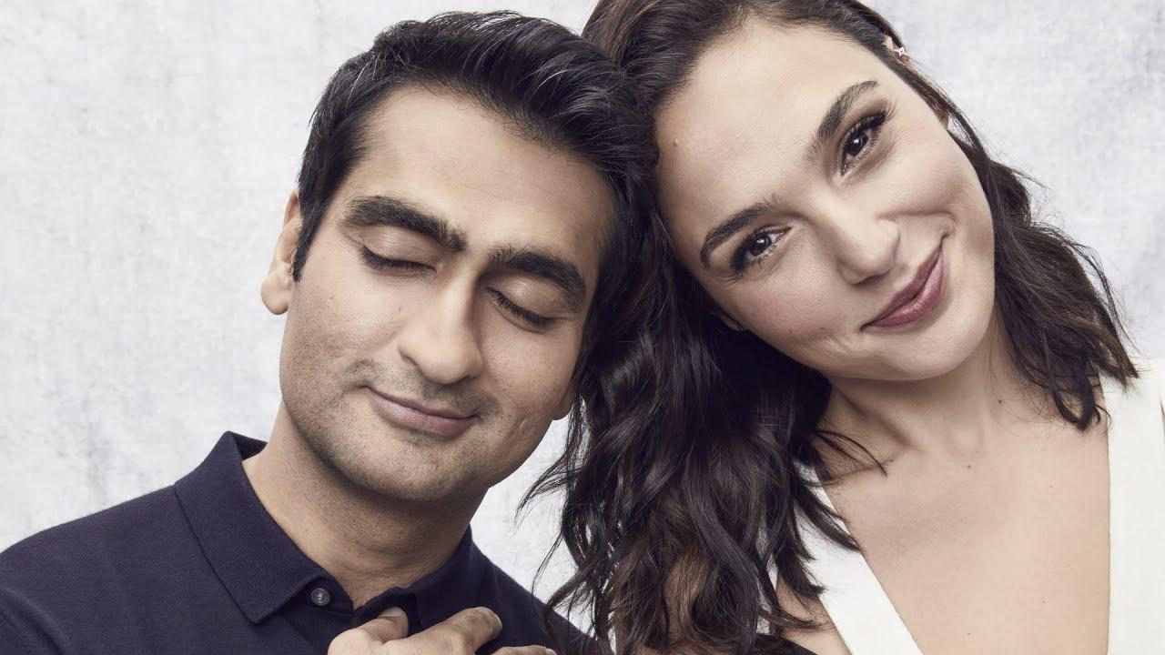 Actors on Actors: Gal Gadot and Kumail Nanjiani