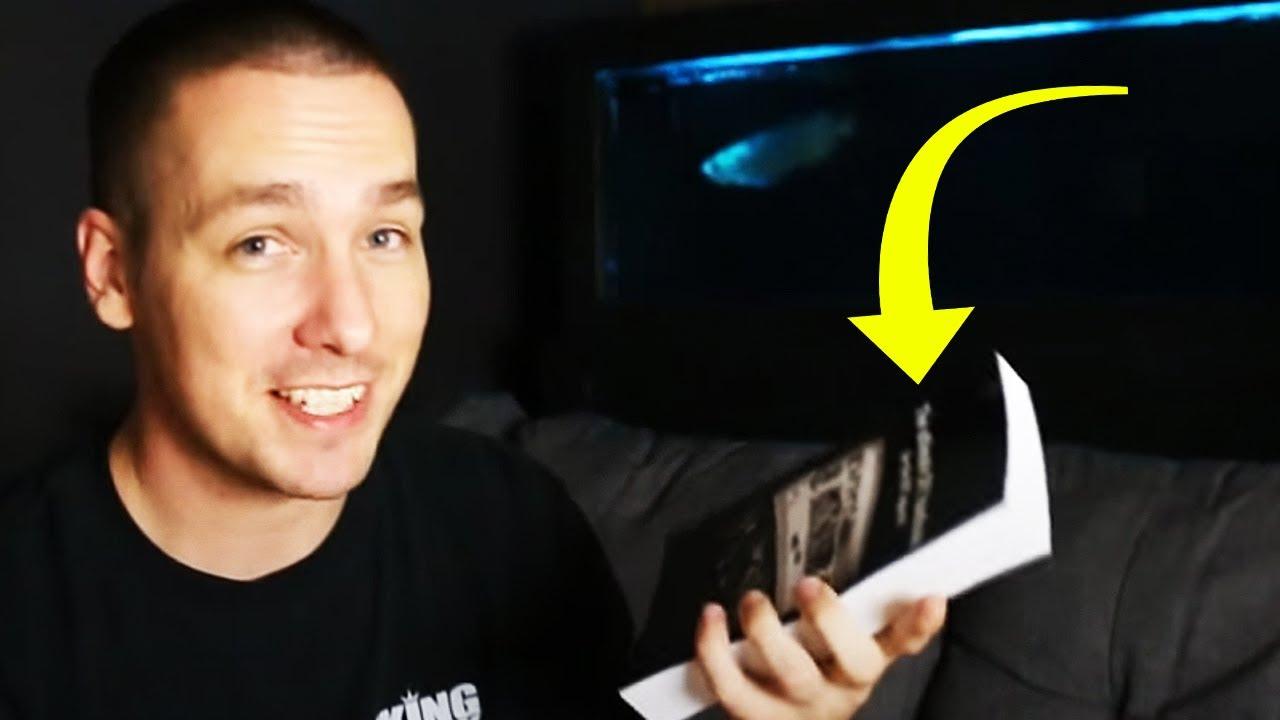 The King Of Diy Aquarium Book The Ultimate Diy Handbook For The Diy Aquarist Youtube