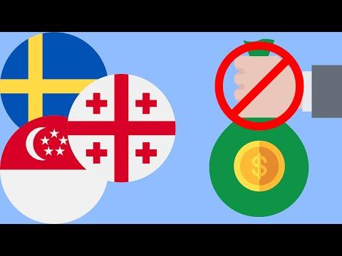 Как страны побороли коррупцию ?
