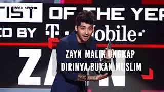 Mengejutkan! Zayn Malik Ungkap Dirinya Bukan Muslim