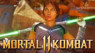 Jade Makes Him Break His Controller Mid Game... - Mortal Kombat 11 Online Beta: Random Character