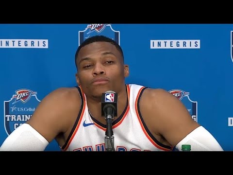 NEW Russell Westbrook Funny Moments 2017-2018