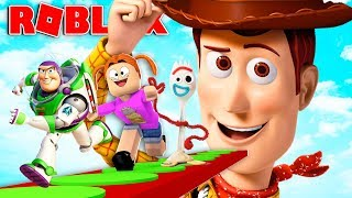 Roblox Escape Toy Story 4 Obby With Daisy!