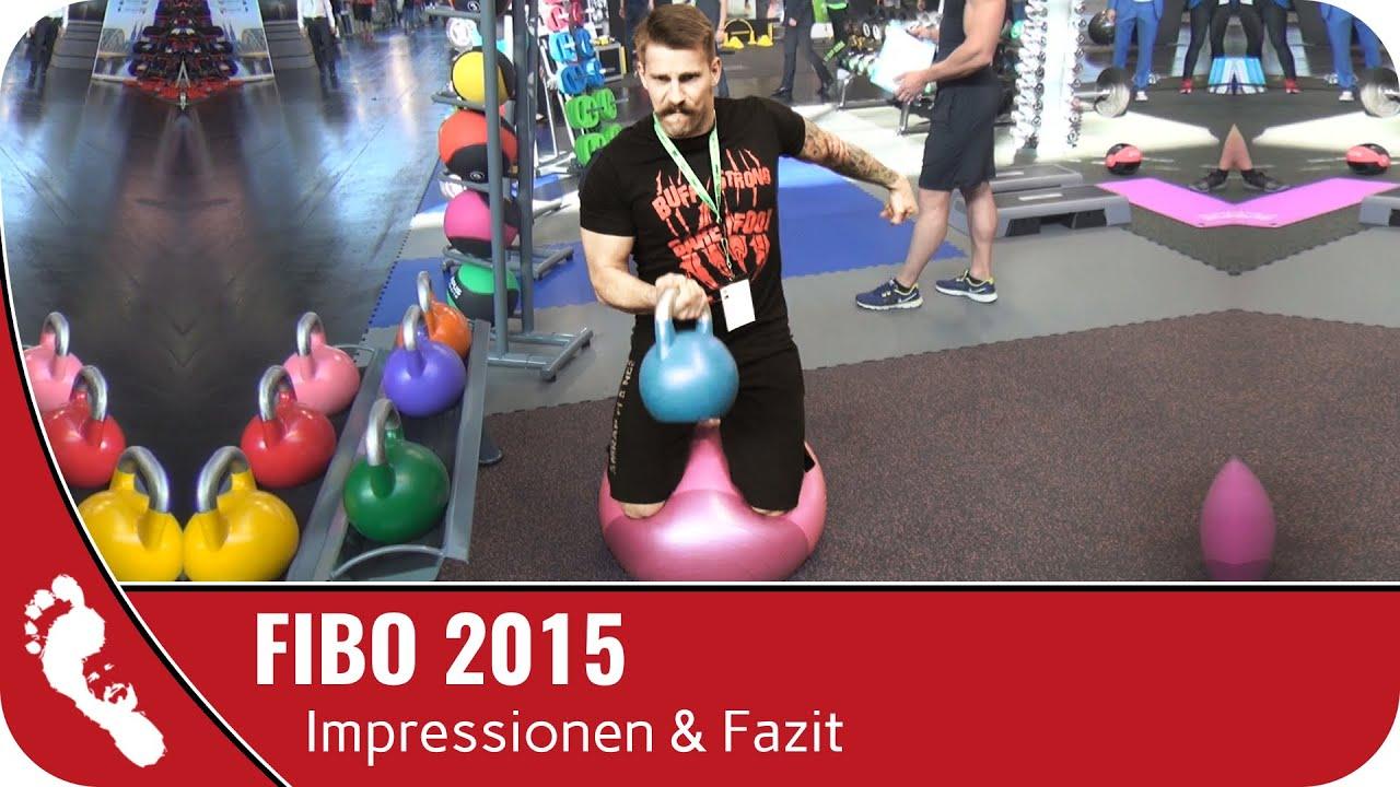 Fibo 2015 Impressionen Fazit Der Neuesten Sport Trends