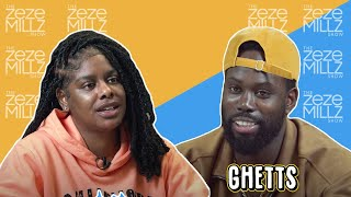 "THE ZEZE MILLZ SHOW: FT GHETTS - ""I Have A Gift"""