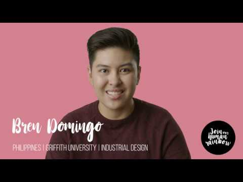Embracing Diversity-  Bren from Philippines