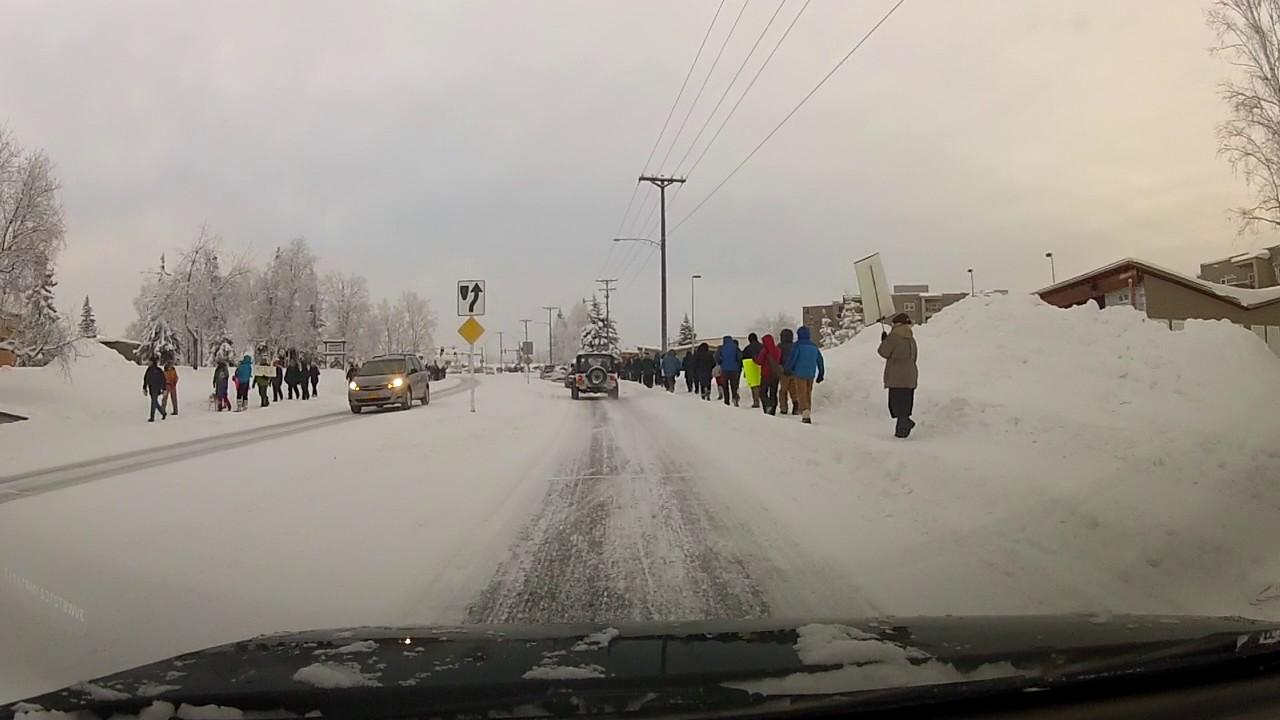 Fairbanks alaska women 39 s march january 21 2017 part 2 - Interior women s health fairbanks ak ...