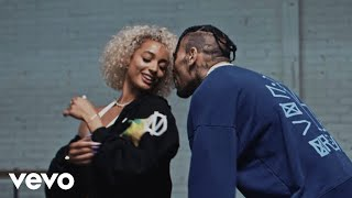DaniLeigh - Easy (Remix) ft. Chris Brown Video