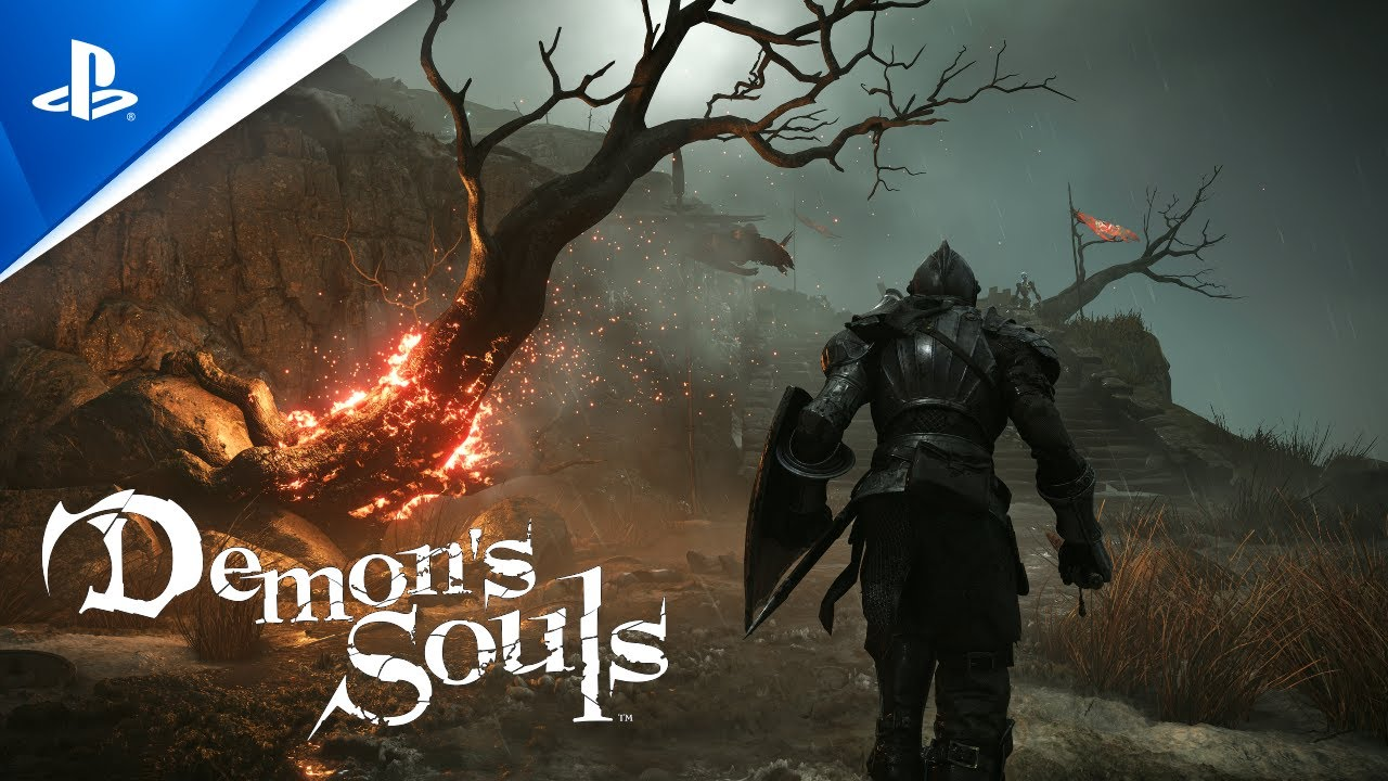 Demons Souls - Gameplay Tráiler PS5 con subtítulos en ESPAÑOL | PlayStation España
