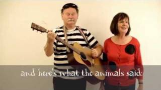 Julia Donaldson performs The What the Ladybird Heard Song