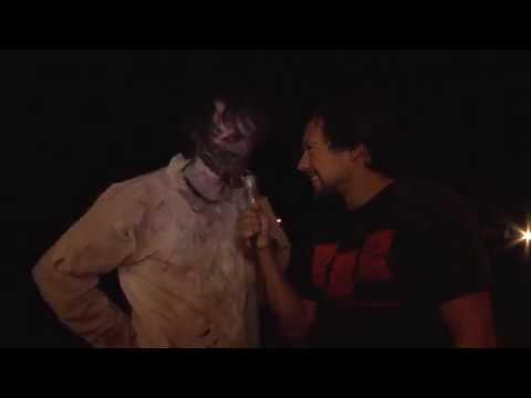 98KUPD's Intern Jon Checks Out AZ Scream Park