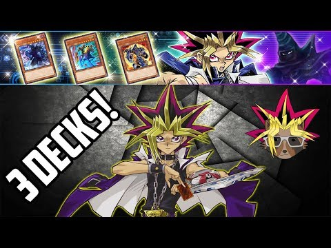 3 DECKS F2P FARMEO YAMI EPICO!!! - Yu-Gi-Oh! Duel Links - #ZeroTG
