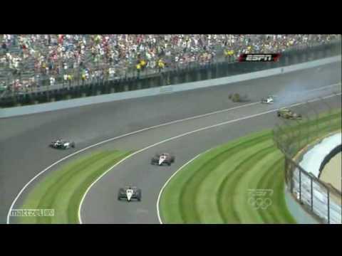 Vụ tai nạn trên đường đua Indianapolis