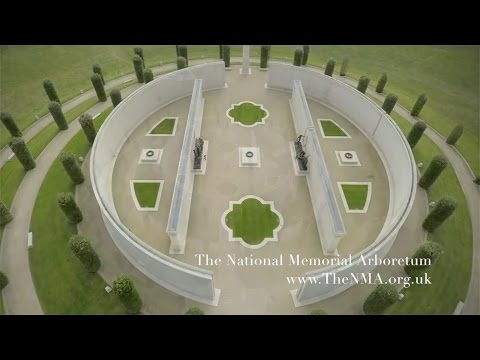 The National Memorial Arboretum Visit South Derbyshire and The National Forest England UK
