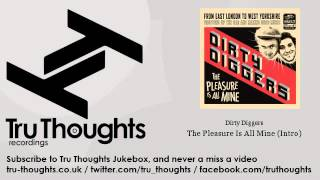 Dirty Diggers - The Pleasure Is All Mine - Intro - Tru Thoughts Jukebox