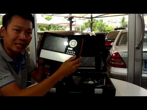 Handheld2000 vedis system II Diagnostic for Europe Asian American Cars