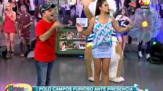 """Augusto Polo Campos sobre Florcita: """"Cuando una mujer esta loca puede decir cualquier cosa"""""""