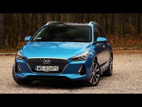 Hyundai i30 Wagon 1.6 CRDI 136 KM 7 DCT 2017 test PL