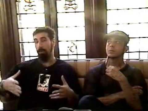 System of a Down interview - Metal Edge Magazine (8-9-2001)