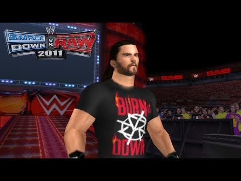 "Seth Rollins Updated Theme ""The Second Coming"" (""Burn It Down"") 