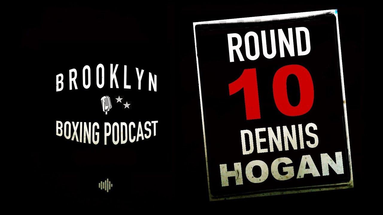 Dennis Hogan Round 10