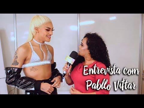 Entrevista com Pabllo Vittar - by Farmácias Pague Menos