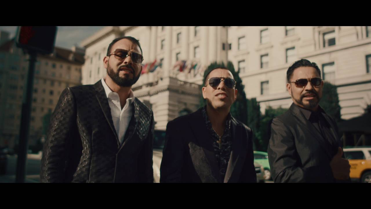 Los Inquietos del Norte - De Que Se Puede Se Puede (Video Oficial) HD 2016