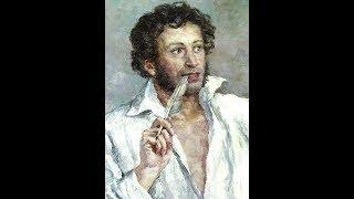 Короткометражный фильм .Пушкин.У лукоморья дуб зелёный .2 серия