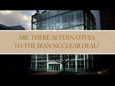 Cato Connects: Are There Alternatives to the Iran Nuclear Deal?